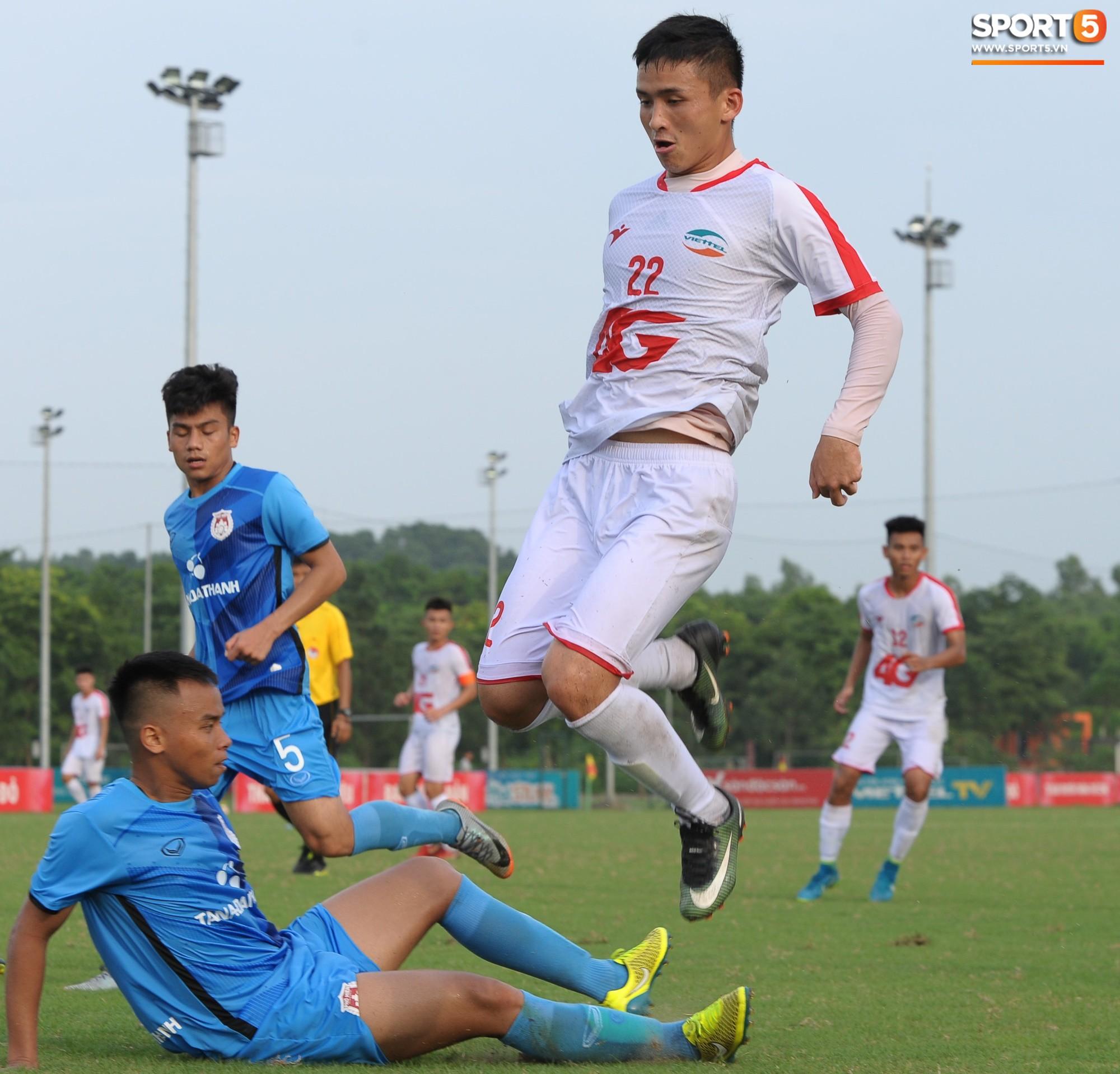 Sao trẻ U23 lập công, Viettel để Phố Hiến cầm hòa 1-1 trong ngày khai mạc giải U21 Quốc gia - Ảnh 10.
