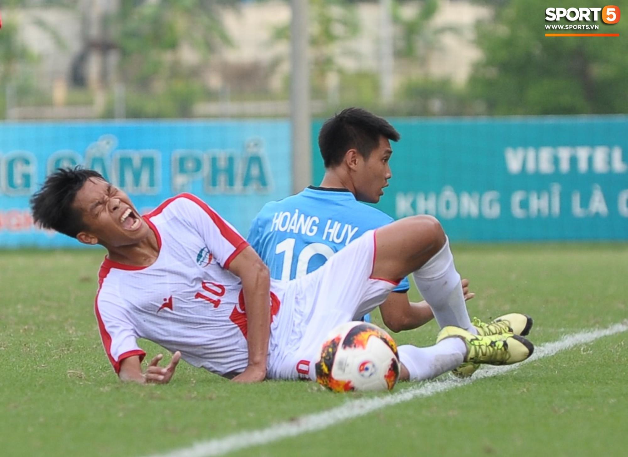 Sao trẻ U23 lập công, Viettel để Phố Hiến cầm hòa 1-1 trong ngày khai mạc giải U21 Quốc gia - Ảnh 11.