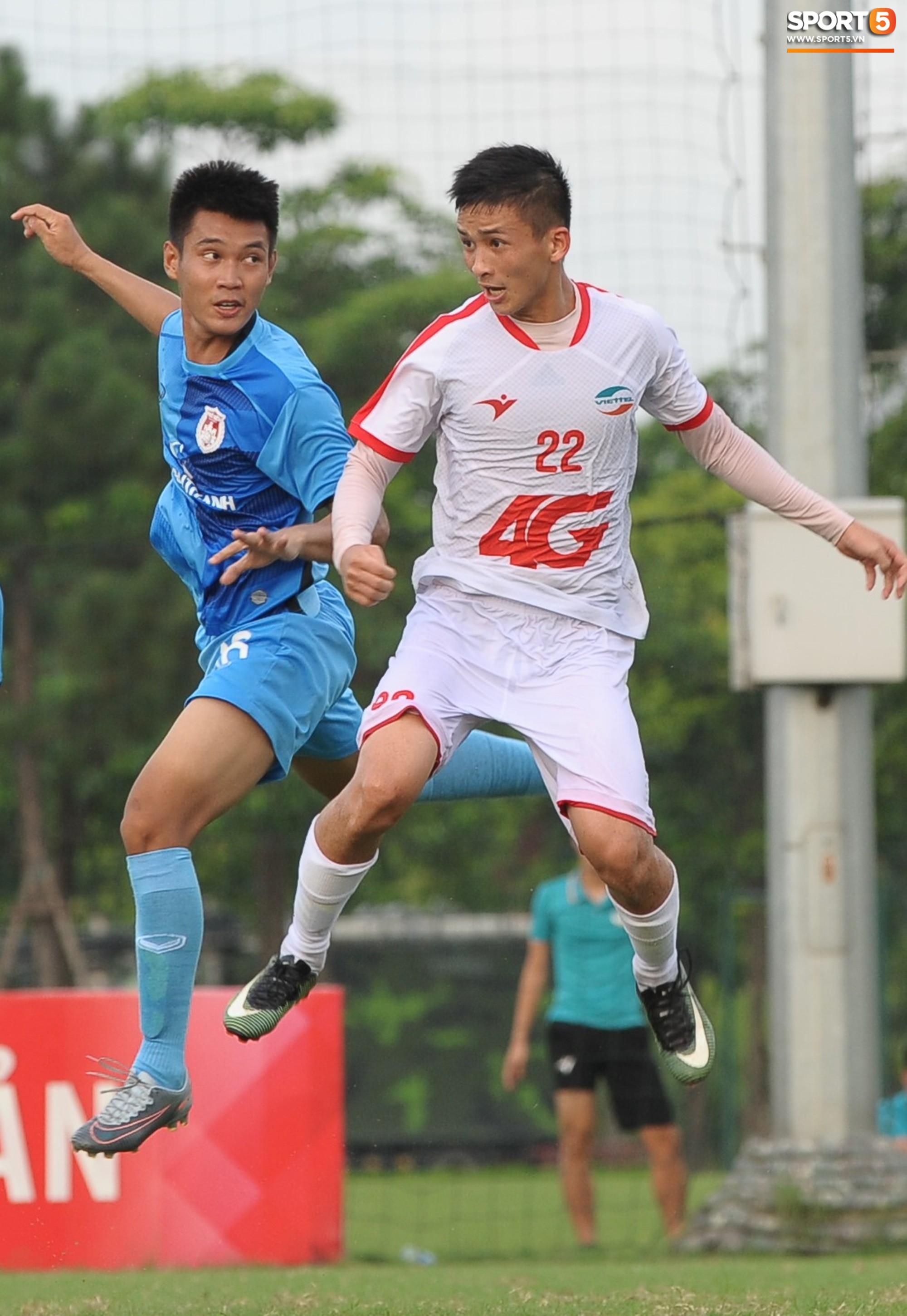 Sao trẻ U23 lập công, Viettel để Phố Hiến cầm hòa 1-1 trong ngày khai mạc giải U21 Quốc gia - Ảnh 13.