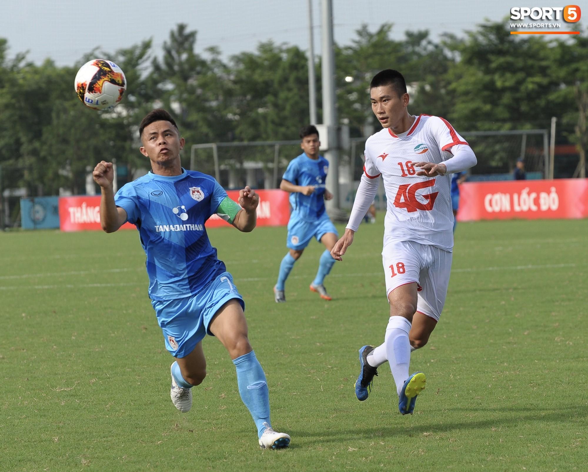 Sao trẻ U23 lập công, Viettel để Phố Hiến cầm hòa 1-1 trong ngày khai mạc giải U21 Quốc gia - Ảnh 2.