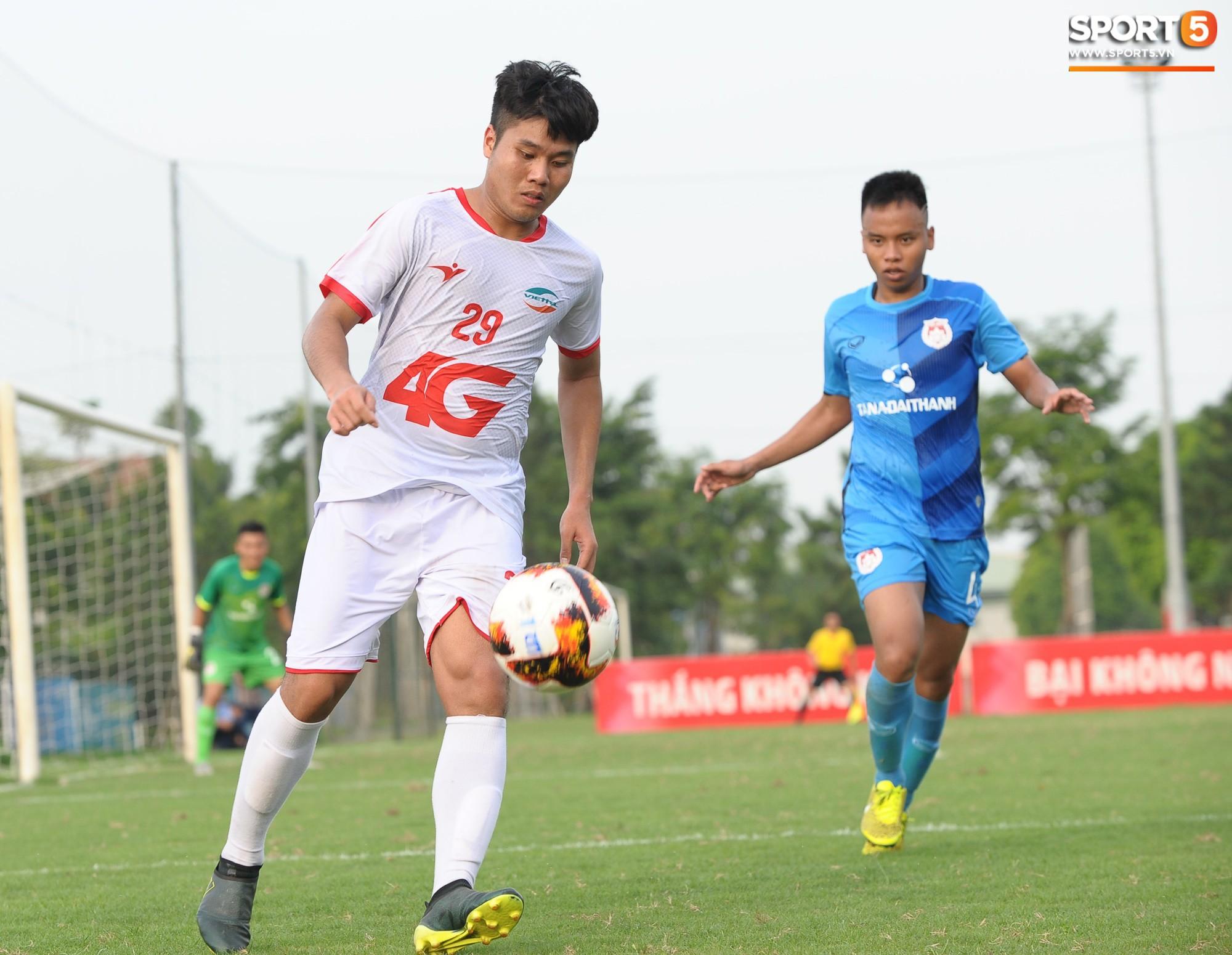 Sao trẻ U23 lập công, Viettel để Phố Hiến cầm hòa 1-1 trong ngày khai mạc giải U21 Quốc gia - Ảnh 6.