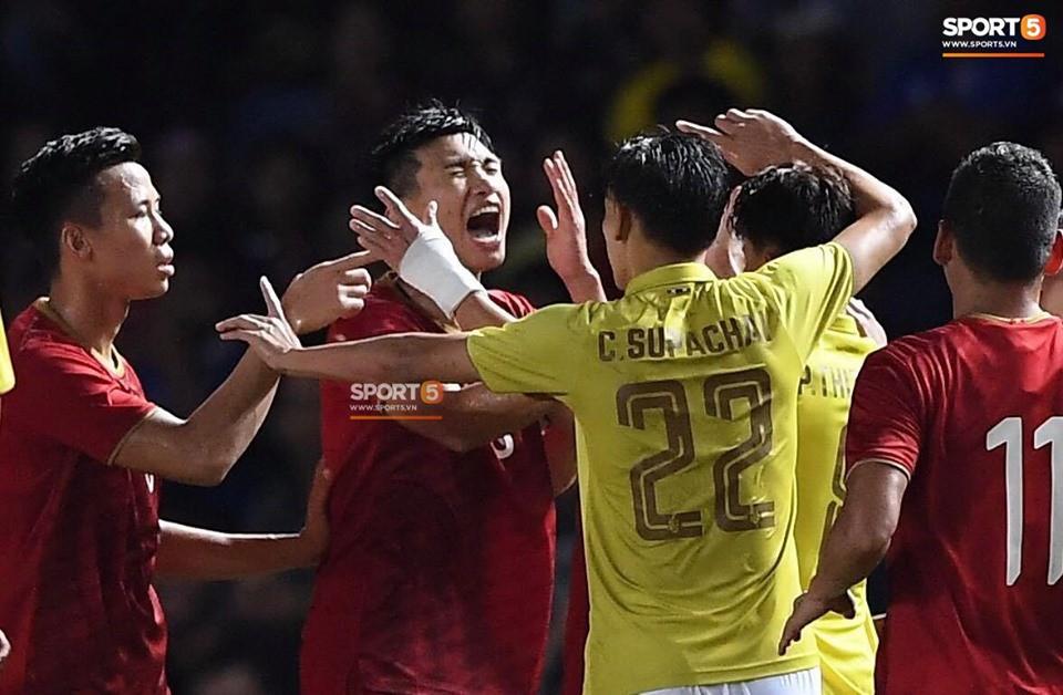 Thua không thể đau hơn ở giây cuối, báo Thái cay đắng: Trận thua gây sốc cả dân tộc! Việt Nam đã làm chúng ta tan nát ngay tại Kings Cup - Ảnh 1.