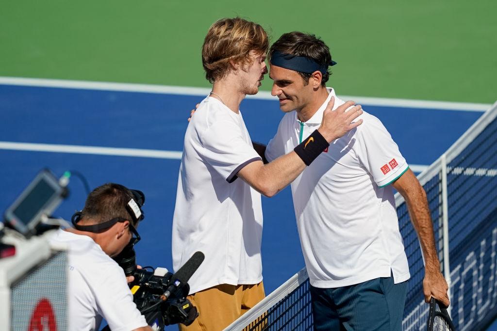 Lần đầu tiên sau hơn 16 năm, Federer mới lại thua sốc theo cách ít ai ngờ đến - ảnh 4