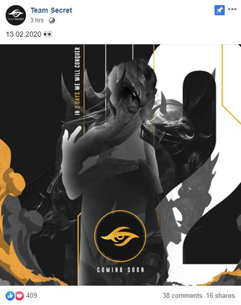 """Tổ chức Esports hàng đầu châu Âu """"việt vị cực mạnh"""" trong thông báo quan trọng về việc mua lại đội tuyển LMHT Việt Nam - Ảnh 1."""