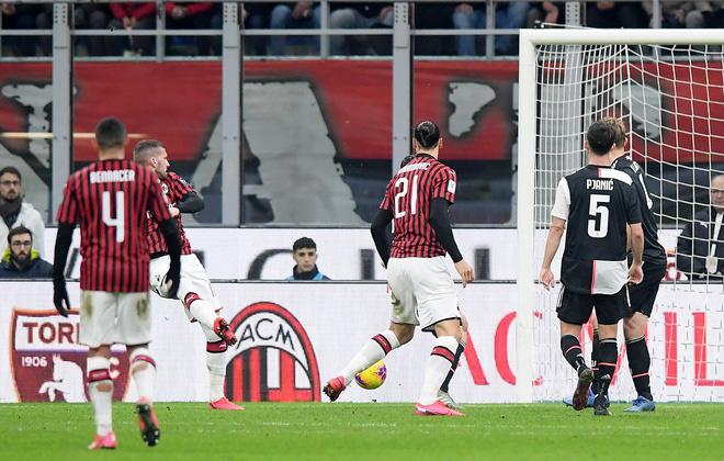 Ronaldo tiếp tục lập công cứu Juventus thoát khỏi trận thua trước AC Milan - Ảnh 6.