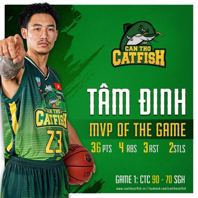 Fan nữ xinh đẹp tiếp lửa giúp Cantho Catfish đại thắng Saigon Heat - Ảnh 14.