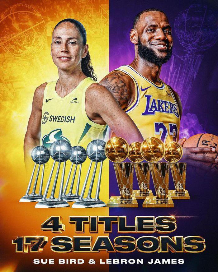 """Ngưỡng mộ thành trì sự nghiệp của ngôi sao WNBA: Bước sang tuổi 41 vẫn sở hữu phong độ """"không tuổi"""" chẳng kém LeBron James - Ảnh 5."""