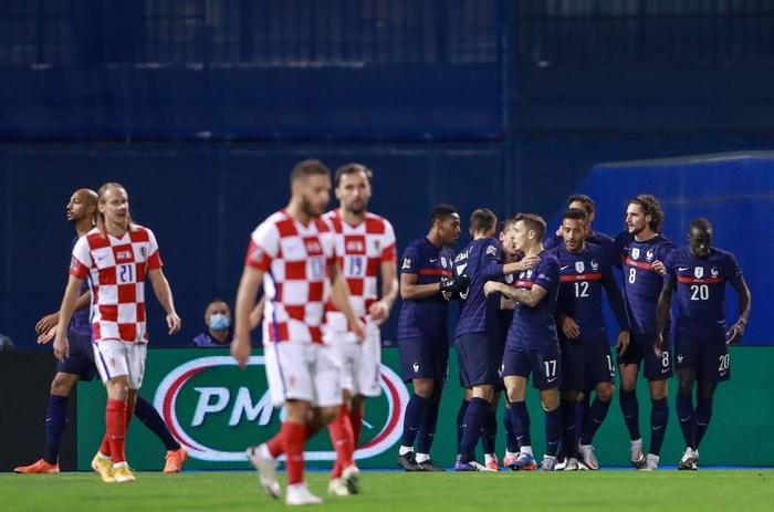Cầu thủ trẻ hay nhất thế giới nổ súng, Pháp hạ gục Croatia - ảnh 8