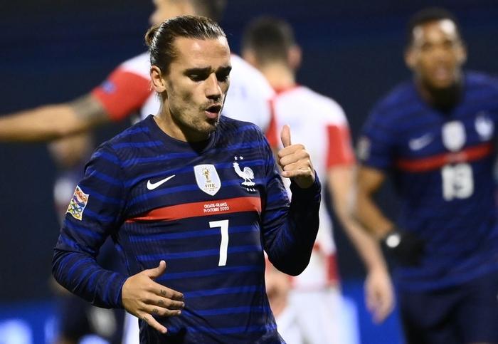 Cầu thủ trẻ hay nhất thế giới nổ súng, Pháp hạ gục Croatia - ảnh 2