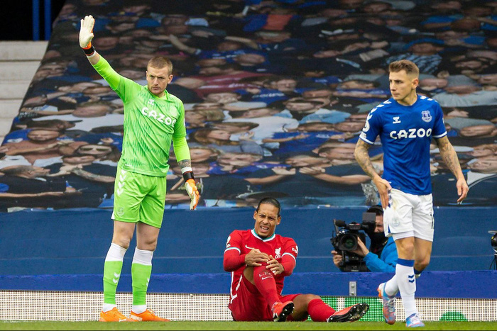 Mất Van Dijk ý nghĩa ra sao với Liverpool? - Ảnh 2.