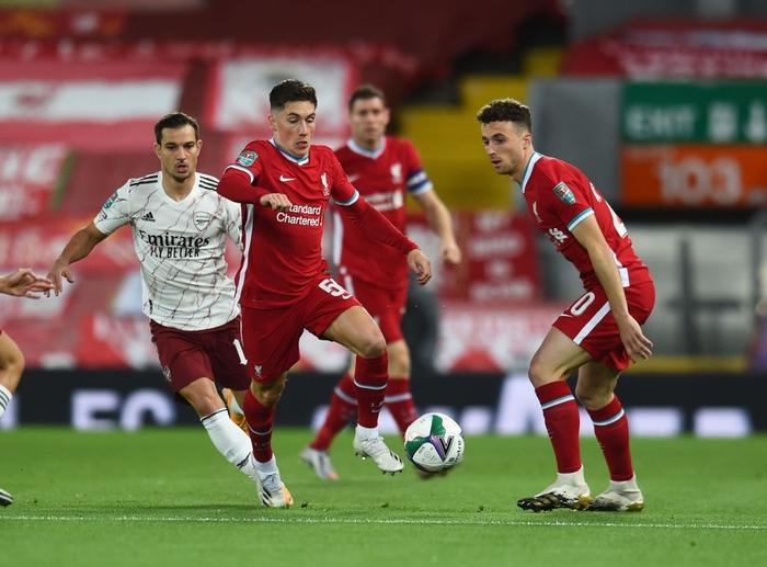 Thủ môn hóa người nhện, Arsenal hạ gục Liverpool ở loạt sút luân lưu cân não - Ảnh 2.