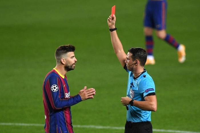 Barcelona đại thắng 5-1 trận ra quân Champions League: Messi cân bằng kỷ lục với huyền thoại MU - ảnh 7