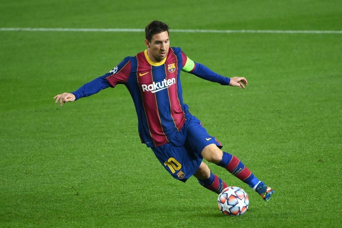 Barcelona đại thắng 5-1 trận ra quân Champions League: Messi cân bằng kỷ lục với huyền thoại MU - ảnh 1