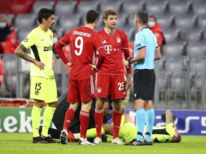 """Sao Bayern Munich gọi tập thể Atletico là những """"gã du côn của bóng đá thế giới"""" - Ảnh 2."""