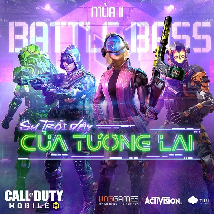 """Call of Duty: Mobile Việt Nam mang đến cho game thủ phong cách trải nghiệm mới với """"Sự trỗi dậy của tương lai"""" - Ảnh 2."""