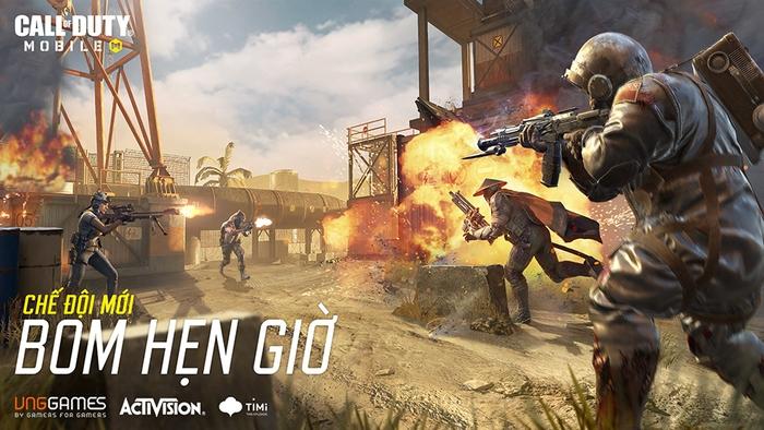 """Call of Duty: Mobile Việt Nam mang đến cho game thủ phong cách trải nghiệm mới với """"Sự trỗi dậy của tương lai"""" - Ảnh 4."""