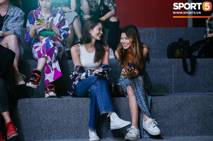 Dàn nữ cổ động viên xinh ngất ngây hâm nóng trận đấu Nha Trang Dolphins gặp Saigon Heat - Ảnh 7.