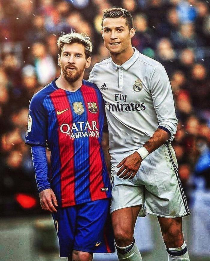 """Messi chúc Ronaldo hồi phục nhanh chóng để """"tái đấu"""" - Ảnh 1."""