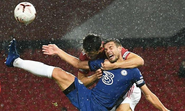 Bất lực trước thủ môn sếu vườn của Chelsea, Man Utd giậm chân ở vị trí thứ 15 - Ảnh 5.