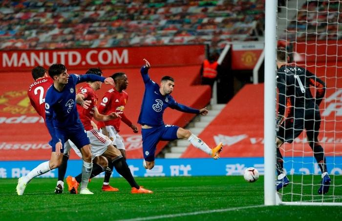 Bất lực trước thủ môn sếu vườn của Chelsea, Man Utd giậm chân ở vị trí thứ 15 - Ảnh 8.