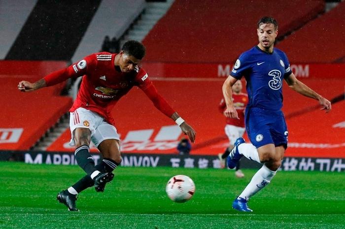 Bất lực trước thủ môn sếu vườn của Chelsea, Man Utd giậm chân ở vị trí thứ 15 - Ảnh 4.