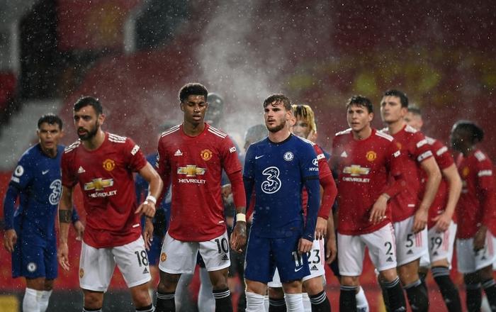 Bất lực trước thủ môn sếu vườn của Chelsea, Man Utd giậm chân ở vị trí thứ 15 - Ảnh 1.