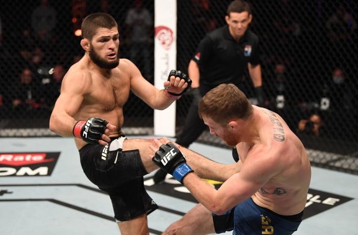 Hé lộ số tiền Khabib và Gaethje nhận về sau trận đại chiến tại UFC - Ảnh 1.