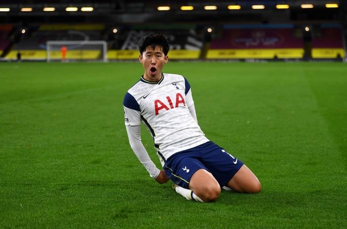 Son Heung-min vươn lên độc chiếm ngôi Vua phá lưới, ghi bàn bẳng cả đội Arsenal cộng lại - Ảnh 3.