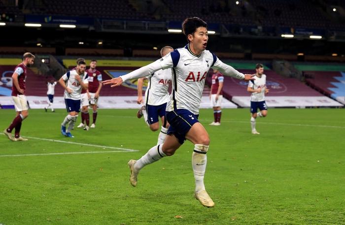 Son Heung-min vươn lên độc chiếm ngôi Vua phá lưới, ghi bàn bẳng cả đội Arsenal cộng lại - Ảnh 1.