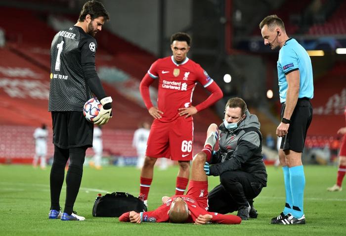 Liverpool trả giá đắt cho chiến thắng hú vía ở Champions League - Ảnh 3.