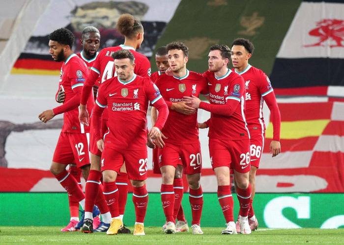 Liverpool trả giá đắt cho chiến thắng hú vía ở Champions League - Ảnh 1.