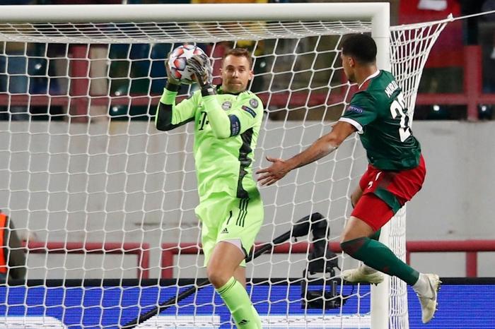 Cú volley đẳng cấp giúp Bayern Munich nối dài kỷ lục thắng ở Champions League - Ảnh 2.