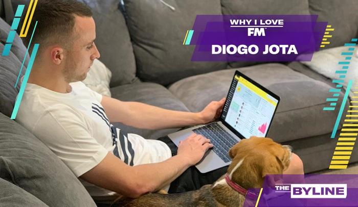 Diogo Jota, ngôi sao chơi game cũng giỏi mà đá bóng cũng tài - Ảnh 1.