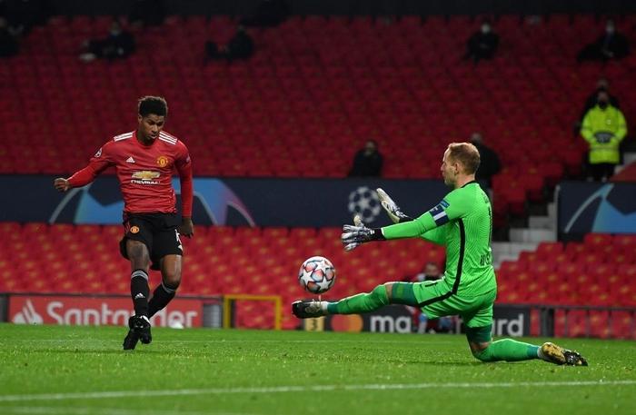 Man Utd 5-0 RB Leipzig: Chiến thắng tưng bừng, Quỷ đỏ độc chiếm ngôi đầu - Ảnh 7.