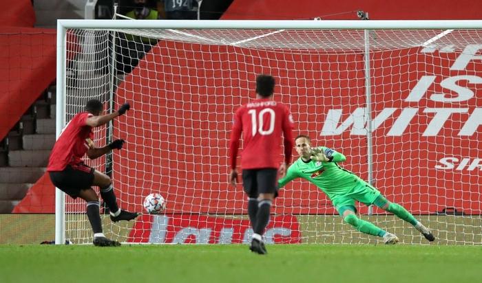 Man Utd 5-0 RB Leipzig: Chiến thắng tưng bừng, Quỷ đỏ độc chiếm ngôi đầu - Ảnh 9.