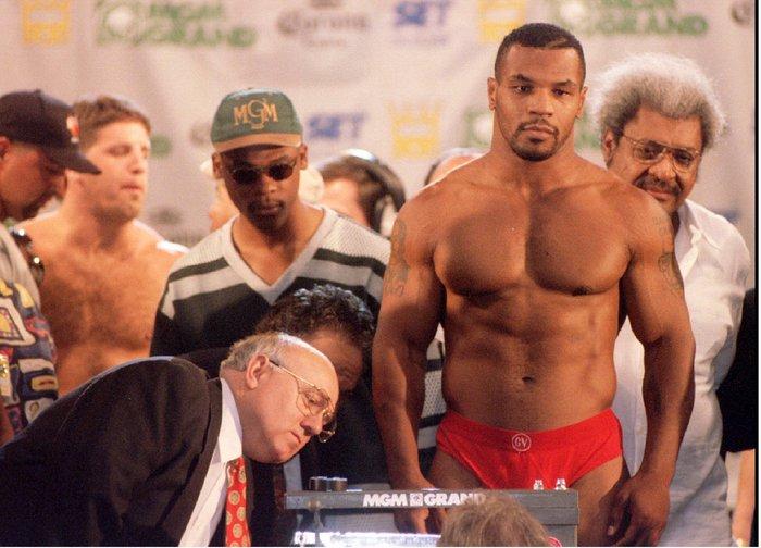 """Mike Tyson xác nhận đã """"lột xác"""" thành công, trọng lượng hiện đã như thời trai trẻ - Ảnh 2."""
