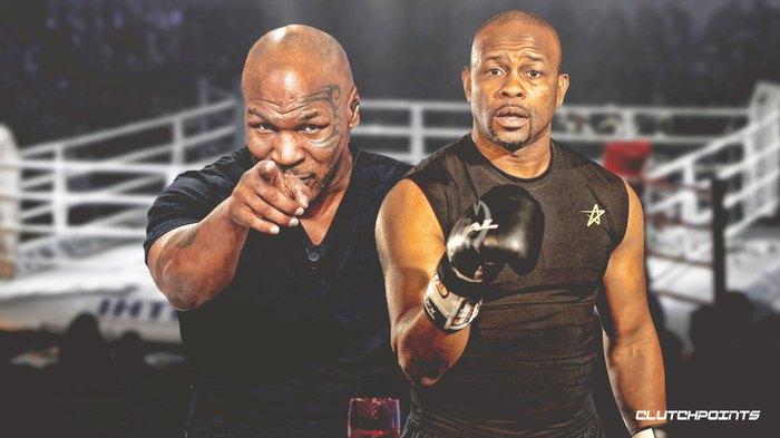 """Mike Tyson xác nhận đã """"lột xác"""" thành công, trọng lượng hiện đã như thời trai trẻ - Ảnh 3."""
