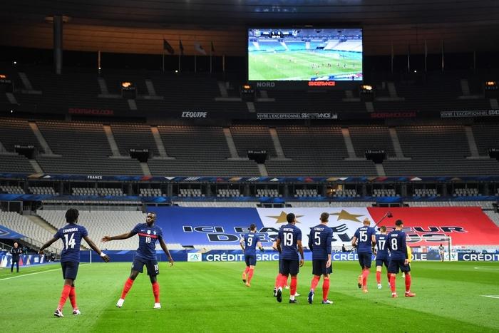 Tuyển Đức bị cầm hòa 3-3 kịch tính vì bàn thua phút 90+4, hai ông lớn Pháp và Italy thi nhau nghiền nát đội bạn với những tỷ số khủng khiếp - Ảnh 5.
