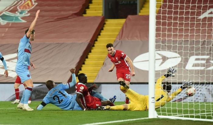 Kép phụ tỏa sáng, Liverpool ngược dòng thắng kịch tính để leo lên ngôi đầu Ngoại hạng Anh - Ảnh 9.
