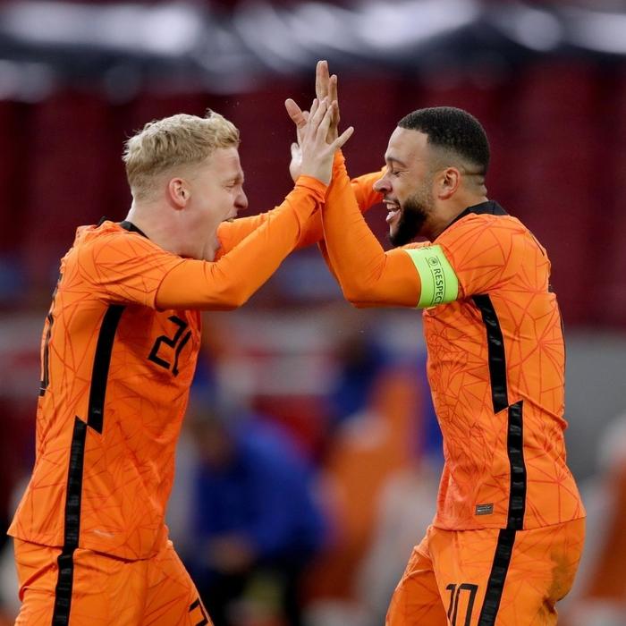 Tân binh bị lãng quên ở Man Utd tỏa sáng, giải cứu Hà Lan trước Tây Ban Nha - Ảnh 4.