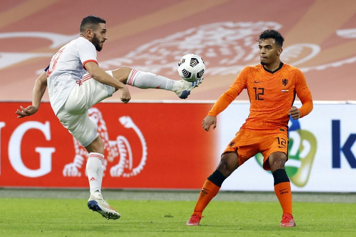 Tân binh bị lãng quên ở Man Utd tỏa sáng, giải cứu Hà Lan trước Tây Ban Nha - Ảnh 3.