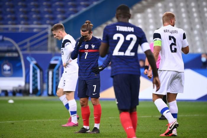 Ronaldo nổ súng giúp Bồ Đào Nha thắng 7-0, Pháp thua sốc 0-2 trước đối thủ dưới cơ - Ảnh 6.