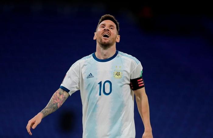 Messi ăn mừng hụt bàn thắng quyết định, Argentina chỉ giành kết quả gây thất vọng - Ảnh 9.