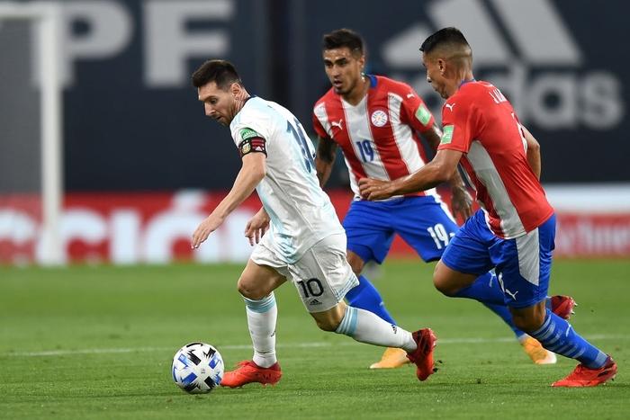 Messi ăn mừng hụt bàn thắng quyết định, Argentina chỉ giành kết quả gây thất vọng - Ảnh 3.
