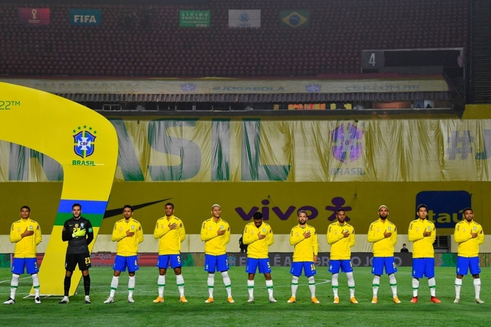 Ngôi sao đang xịt ở Ngoại hạng Anh ghi bàn, Brazil chật vật giữ thành tích hoàn hảo ở vòng loại World Cup 2020 - Ảnh 1.