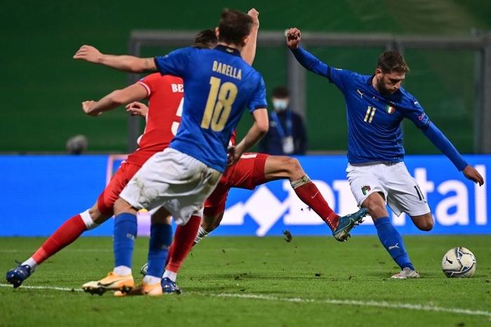 Dàn trai đẹp Italy vượt thử thách khó, nắm trong tay cơ hội lớn vào bán kết Nations League - Ảnh 5.