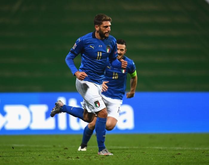 Dàn trai đẹp Italy vượt thử thách khó, nắm trong tay cơ hội lớn vào bán kết Nations League - Ảnh 6.