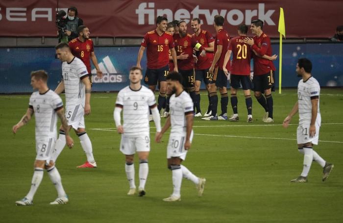 Sốc: Tuyển Đức thảm bại 0-6 trước Tây Ban Nha, trận thua đậm nhất trong lịch sử - Ảnh 1.