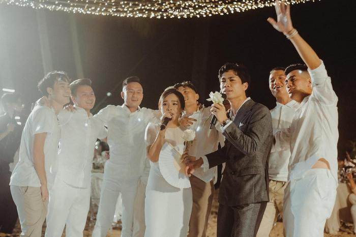 Hồng Duy xúc động vì được làm MC trong đám cưới Công Phượng: Anh đã vượt qua bao thăng trầm và anh xứng đáng - Ảnh 3.
