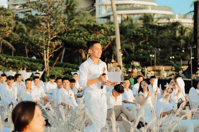 Hồng Duy xúc động vì được làm MC trong đám cưới Công Phượng: Anh đã vượt qua bao thăng trầm và anh xứng đáng - Ảnh 4.